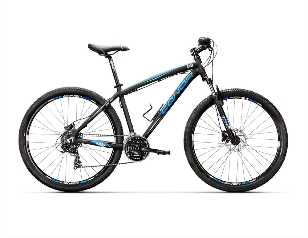 Bicicleta Conor 6300 Disc 27,5""
