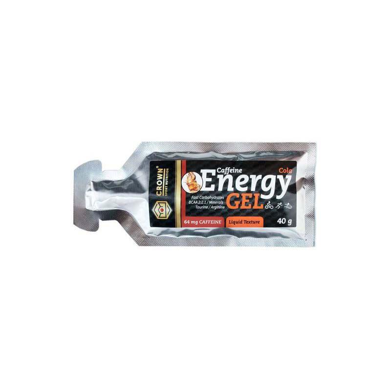 ENERGY GEL COLA+CAFEINA