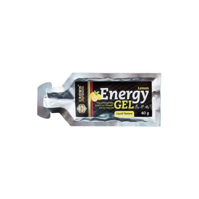 ENERGY GEL LIMON