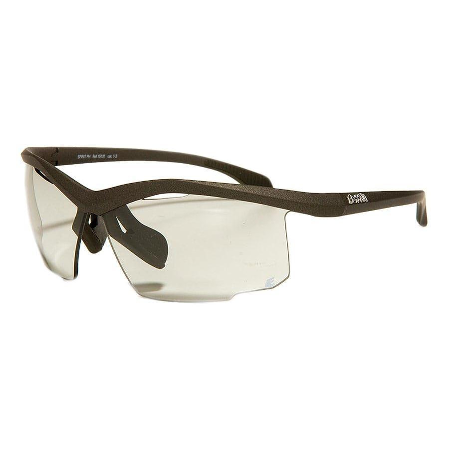 Gafas Eassun Spirit PH negro con lentes gris fotocromáticas