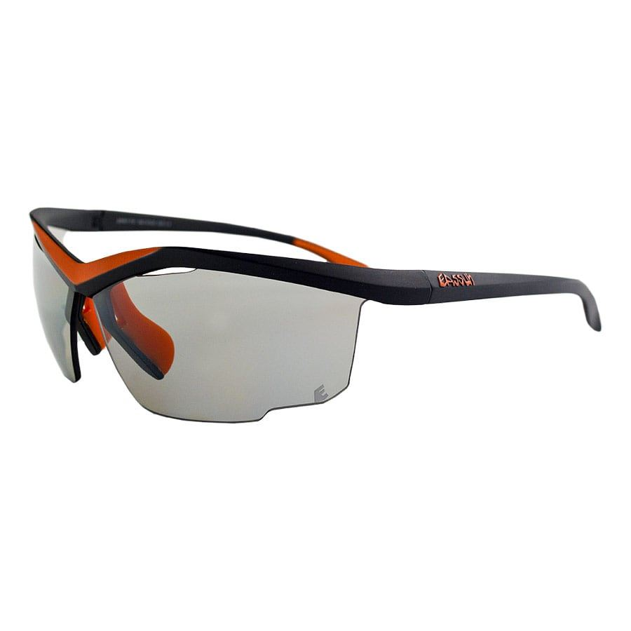 Gafas Eassun Spirit PH negro naranja con lentes gris fotocromáticas