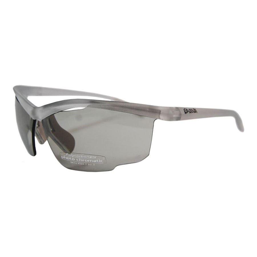 Gafas Eassun Spirit PH plata transparente con lente fotocromática gris