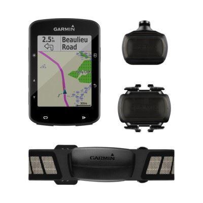 GPS GARMIN EDGE 520 PLUS PACK
