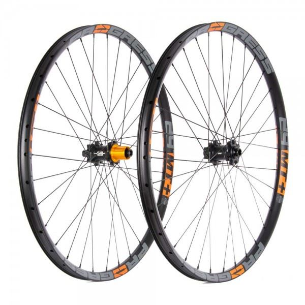 Ruedas Progress JGO MT+ NITRO 29 15x110 Y 12x148 Boost Shimano