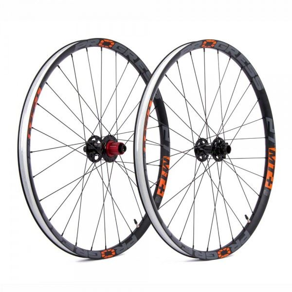 Ruedas Progress JGO MT+DH 29 20x110/15x100 Y 12x150/157 Shimano