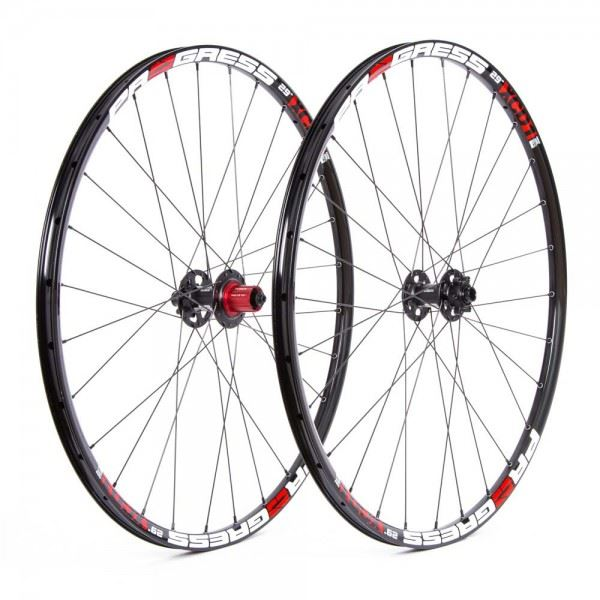 Ruedas Progress JGO XCD-1 29 9/15x100 y 9x135 Shimano 2016