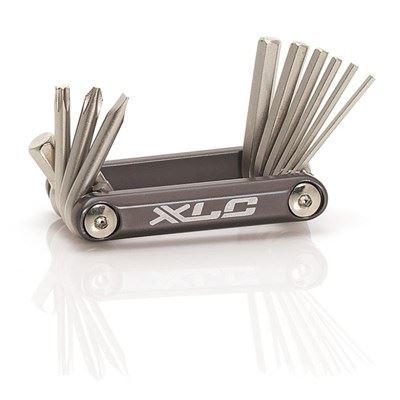 XLC TO-M06 MULTIHERRAMIENTA 10 PIEZAS ALLEN Y TORX T25